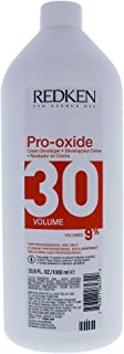 Redken Pro-Oxide Developer 30 Volume 9% Cream, 33.79 Ounce