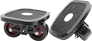 TRENDBOX Maple Drift Board Maple Split Skateboard High-end Bearing Split Skateboard Portable Roller Skateboard Split Skateboard with PU Wheels
