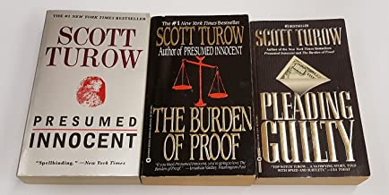 Kindle County Series, Books #1-3 - Presumed Innocent, Burden of Proof, and Pleading Guilty