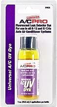Interdynamics Certified A/C Pro Universal A/C UV Dye (1 Fluid Ounce)