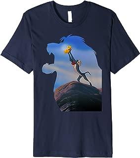 Disney Lion King Rafiki Holding Baby Simba Premium T-Shirt