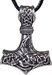 Celtic Hammer pendants Sterling Silver Thor/'s Hammer Charm pendants Jewelry Supplies Viking Jewelry  PE121
