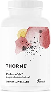 Thorne Research - Perfusia-SR - Sustained-Release L-Arginine to Support Heart Health, Nitric Oxide Production, and Optimal...