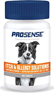 Pro-Sense Itch and Allergy Solutions