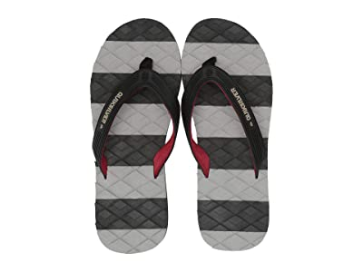 Quiksilver Massage (Black/Grey/Grey) Men