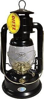 Dietz #90 D-Lite Oil Burning Lantern Black and Gold