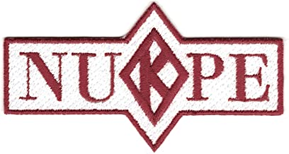 Kappa Alpha PSI NUPE Fraternity Sign Logo Embroidered Iron On Patch
