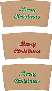 Best custom printed coffee sleeves Reviews