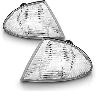 AmeriLite 4Door Corner Lights Light Lights Clear for BMW M3 (3 Series) - Passenger and Driver Side