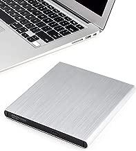 SEA TECH 1 Archgon Aluminum External USB DVD+Rw, RW Super Drive for Apple-MacBook Air, Pro, iMac, Mini