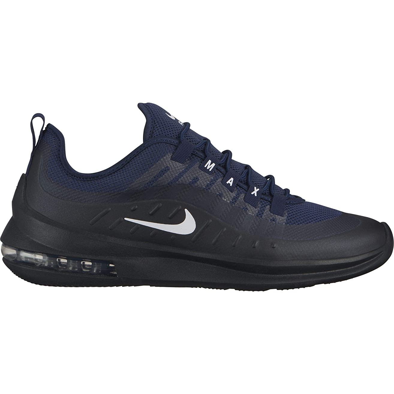 Nike Men's Air Max Axis Midnight Navy/White/Black Size 9 M US