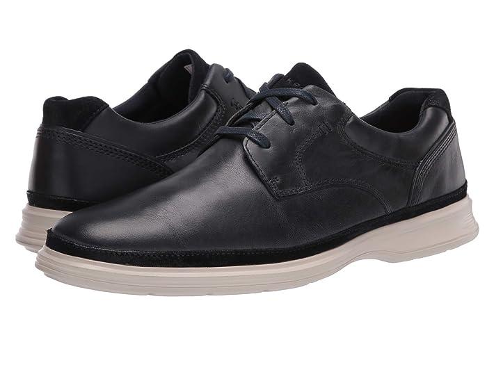 Rockport  DresSports 2 Go Plain Toe (Navy) Mens Shoes