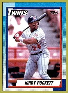 1990 Topps #700 Kirby Puckett HOF RIP MINNESOTA TWINS