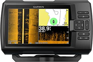 Garmin STRIKER Plus 7sv with CV52HW-TM Transducer and Protective Cover, 7 inches 010-01874-00