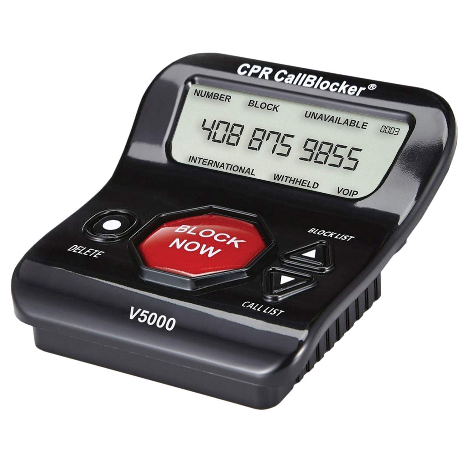 CPR Call Blocker Landline Phones