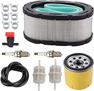 Savior 16-083-04-S Air Filter 16-083-05-S Pre Cleaner 52-050-02-S Oil Filter for Kohler 16 083 04S 1608304-S EZT715 EZT725 EZT740 KT610 KT620 KT715 KT725 KT730 ZT720 ZT730 Combo Lawn Mower