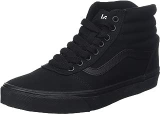 Vans Men's Ward High Top, Sneakers, Black, 6.5 M Us