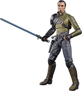Star Wars The Black Series Kanan Jarrus Toy 6-Inch-Scale Star Wars Rebels Collectible Action Figure, Toys for Kids Ages 4 ...