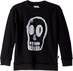 Dizzy Skull Sweatshirt (Little Kids/Big Kids)