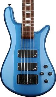 $1399 » Spector EuroBolt 5 Bass Guitar - Metallic Blue Gloss