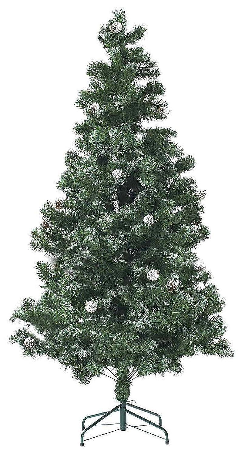 カプセル診断するギャングスター【Amazon.co.jp限定】 キャプテンスタッグ(CAPTAIN STAG) クリスマスツリー 松かさスノータイプ 180cm UP-3502
