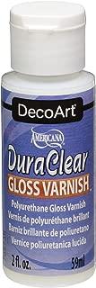 DecoArt DS19-3 Americana DuraClear Varnishes, 2-Ounce, Gloss