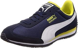 [プーマ] 運動靴 ホワールウィンド メッシュ JR キッズ?ジュニア 22.0cm -25.0cm