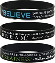 wristbands with quotes