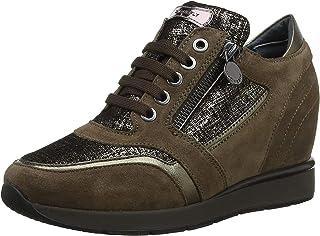 Stonefly Jackie 10 Velour, Zapatos de Cordones Derby Mujer