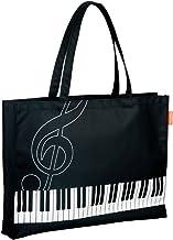 Pianoline ピアノレッスンバッグ マチあり