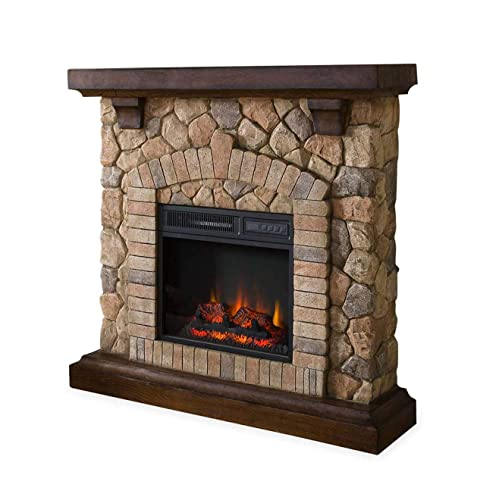 Electric Fireplaces Clearance Amazon Com