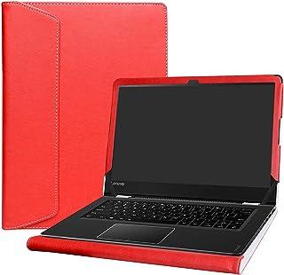 Ideapad 320//520 15 Funda,2 in 1 Dise/ñado Especialmente La Funda Protectora de Cuero de PU la Bolsa port/átil para 15.6 Lenovo ideapad 320 15 Ideapad 520 15 Series Ordenador,Marr/ón