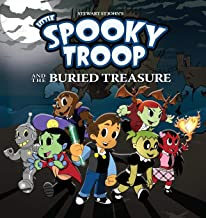 Little Spooky Troop and the Buried Treasure