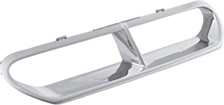 Show Chrome Accessories 91-308 Chrome Fairing Vent Trim