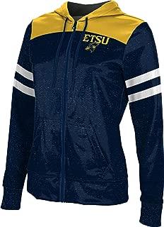 ProSphere East Tennessee State University Women's Zipper Hoodie, School Spirit Sweatshirt (Gameday)