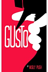 Gusto: The Jet Black Comic Thriller with a Twist Kindle Edition