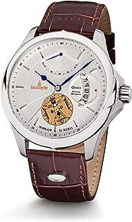 Kronsegler - Genius - Horarium Mechanicus - Reloj de Pulsera automatico Bicolor
