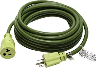 NemaTech Indoor/Outdoor 5-20R To 5-20P Extension Cable (25 ft)
