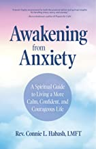 Awakening From Anxiety: A Spiritual Guide to Living a More Calm, Confident, and Courageous Life (For Readers of A Return to Love and Ways of the Peaceful Warrior) (English Edition)