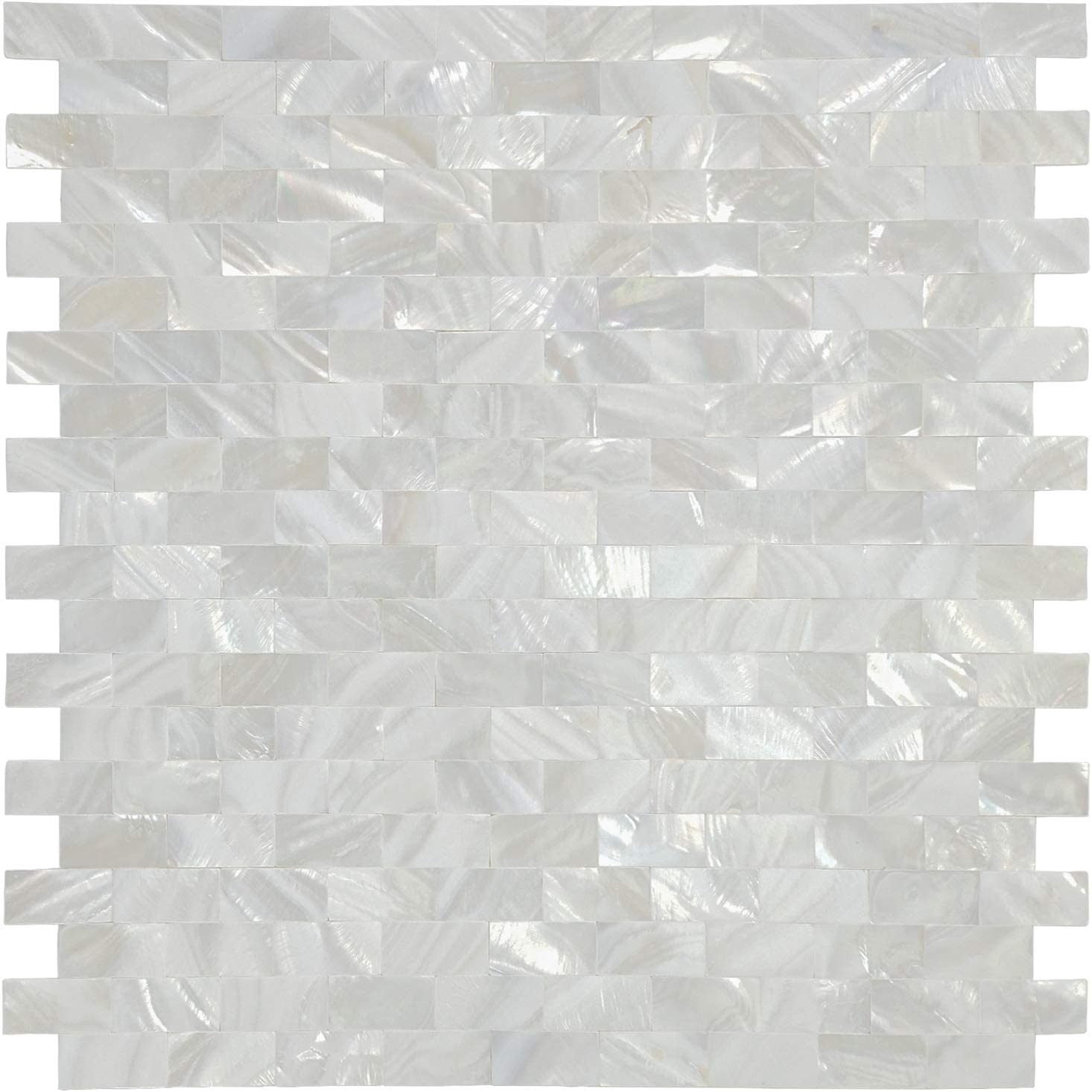 Art3d Mother of Pearl Shell Backsplash Mosaic Kitchen Charlotte Mall for Tile Courier shipping free