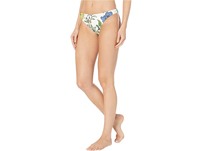 Tory Burch Swimwear Hipster Impreso New Ivory Love Floral