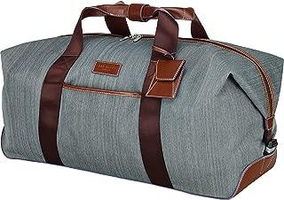 Ted Baker Falconwood Medium Holdall Duffel, Grey, One Size