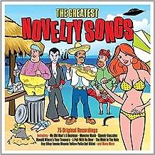 the greatest novelty songs cd
