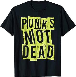 Punk's Not Dead T-Shirt Punk Rock Hardcore