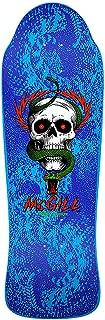 Powell-Peralta Bones Brigade Mike McGill Skull and Snake Skateboard Deck Baby Blue