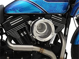 Trask Performance Assault Charge High-Flow Air Cleaner - Raw Machined TM1021R