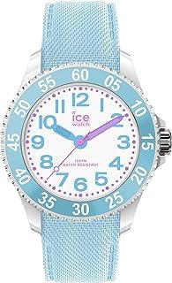 Ice-Watch - ICE Cartoon Blue Elephant - Montre Bleue pour Fille avec Bracelet en Silicone - 018936 (Extra small)