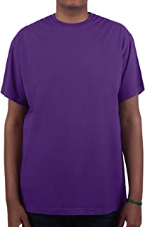 T Shirts for Men and Women   Cotton Short Sleeve   Sizes S - 6XL