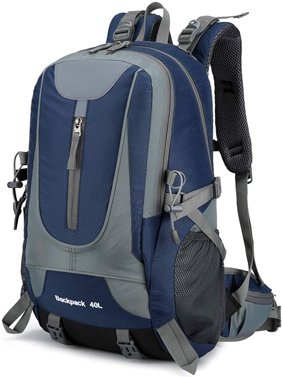 40L Hiking Backpack Outdoor Travel Camp C Inexpensive Pack Day and Women Max 56% OFF Men