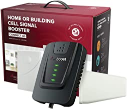 weBoost Connect 4G (470103) Indoor Cell Phone Signal Booster for Home and Office –..